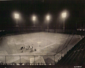 Shibe Park Lights