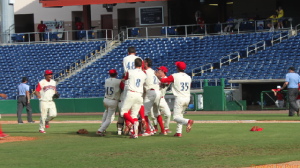 Clearwater wins
