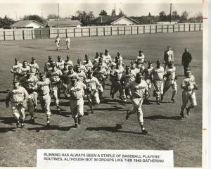 AF 1948 jogging