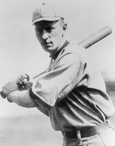 "Sherwood Robert Magee Positions: Leftfielder and First Baseman Bats: Right, Throws: Right Height: 5' 11"", Weight: 179 lb. Born: August 6, 1884 in Clarendon, PA Signed by the Philadelphia Phillies as an amateur free agent in 1904. (All Transactions) Debut: June 29, 1904 (Age 19.328, 2,637th in MLB history) Rookie Status: Exceeded rookie limits during 1904 season  Teams (by GP): Phillies/Braves/Reds 1904-1919 Last Game: September 27, 1919 (Age 35.052)   vs. CHC 4 AB, 0 H, 0 HR, 0 SB Died: March 13, 1929 in Philadelphia, PA (Aged 44.219) Buried: Arlington Cemetery, Drexel Hill, PA"