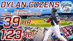 00 cozens records